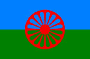 romska-flaggan